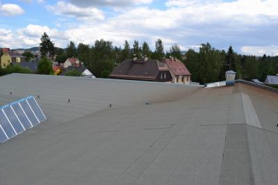 Nátěr asfaltových pásů - Ligum s.r.o.