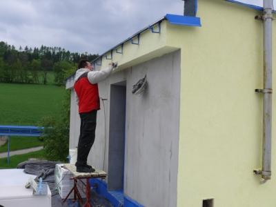 Nátěry střech - Devro Jilemnice