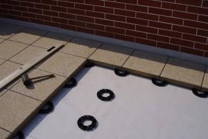 Izolace teras a balkónů