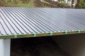 Trapézové střechy
